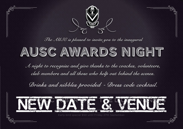 awards night 2013 changed