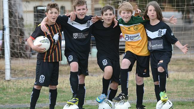 u14 boys 2014 pic courtesy David Cronin, News Ltd