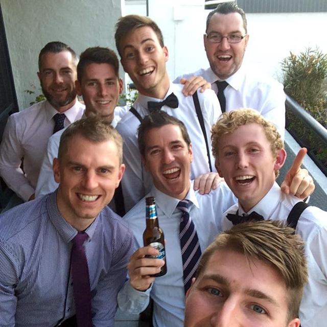 2014 Awards: Premier Men