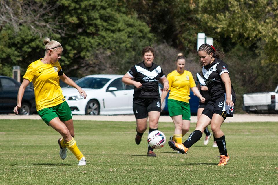 Division 1 Women v Jaguars