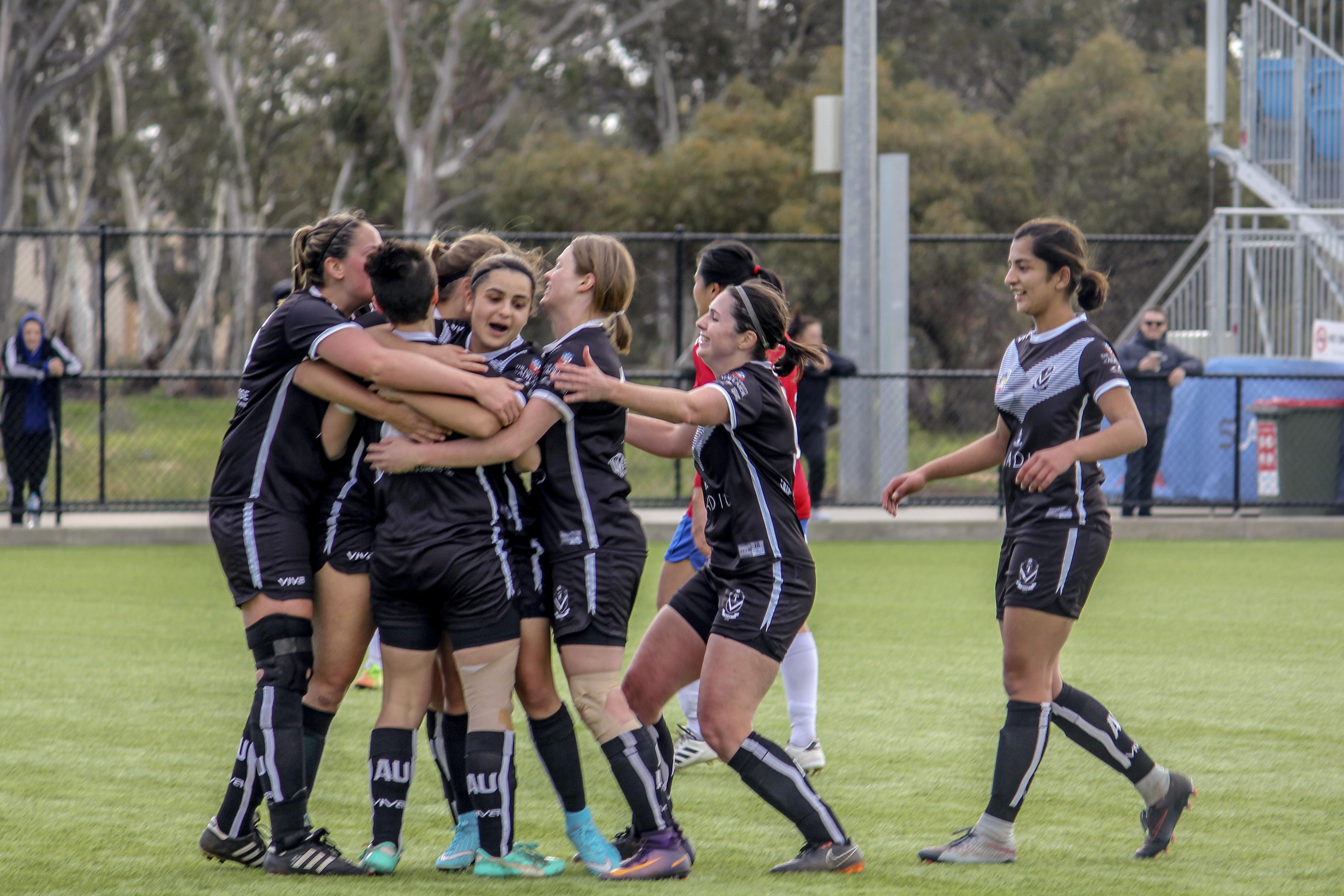FFSA Women's Cup final 2018