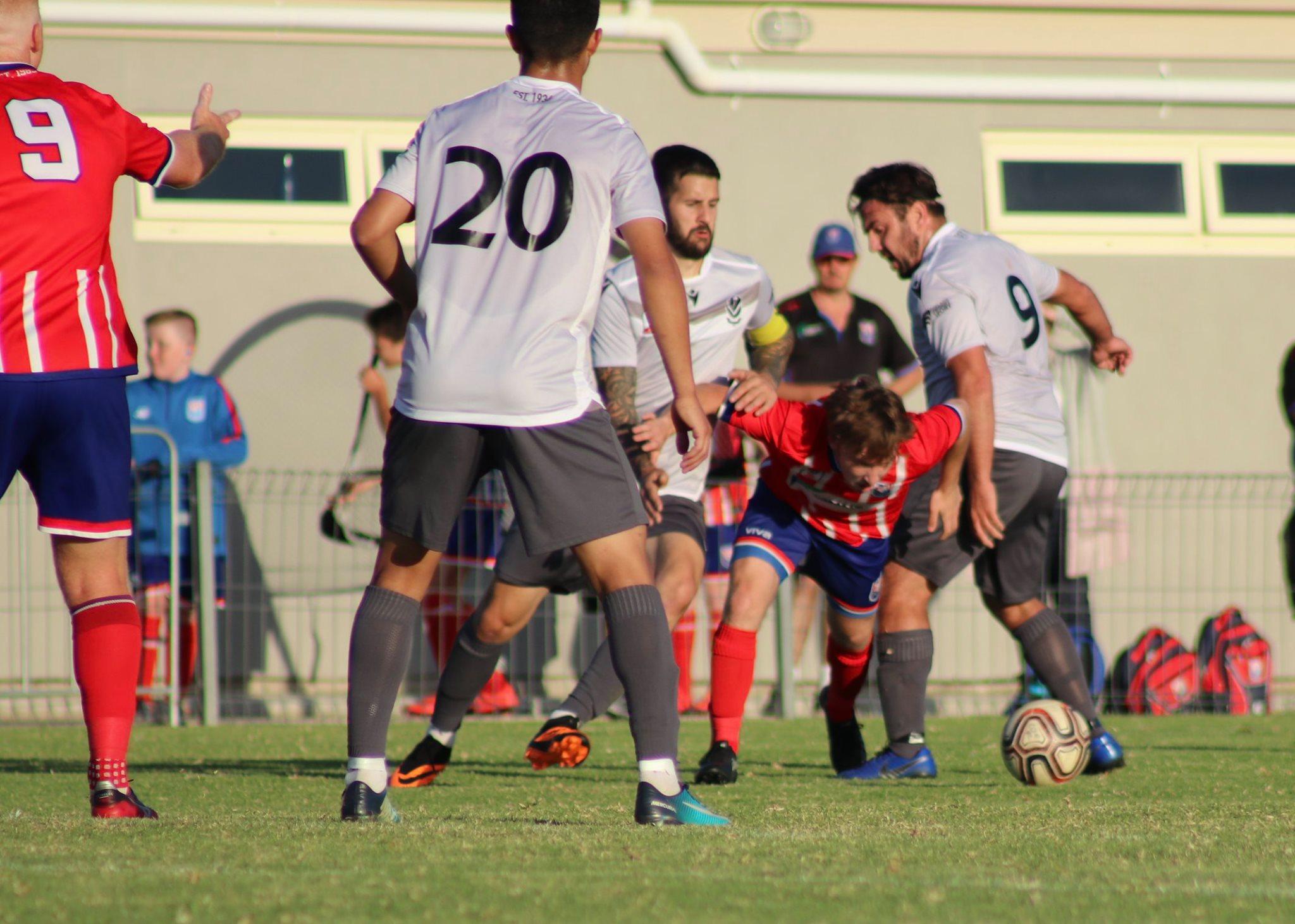 State League 2 R4 2020 v Cove FC